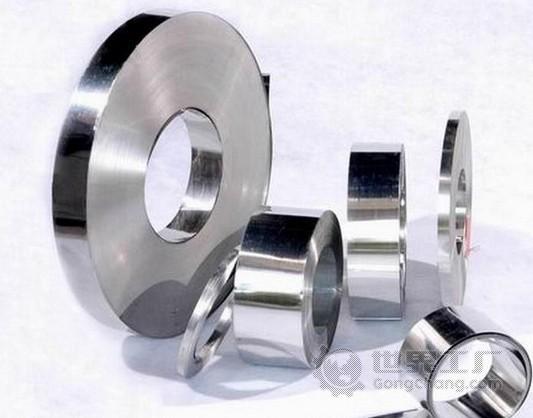 0.05 0.08超薄不銹鋼彈性鋼帶