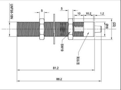 转速传感器_齿轮转速测量_世界工厂网