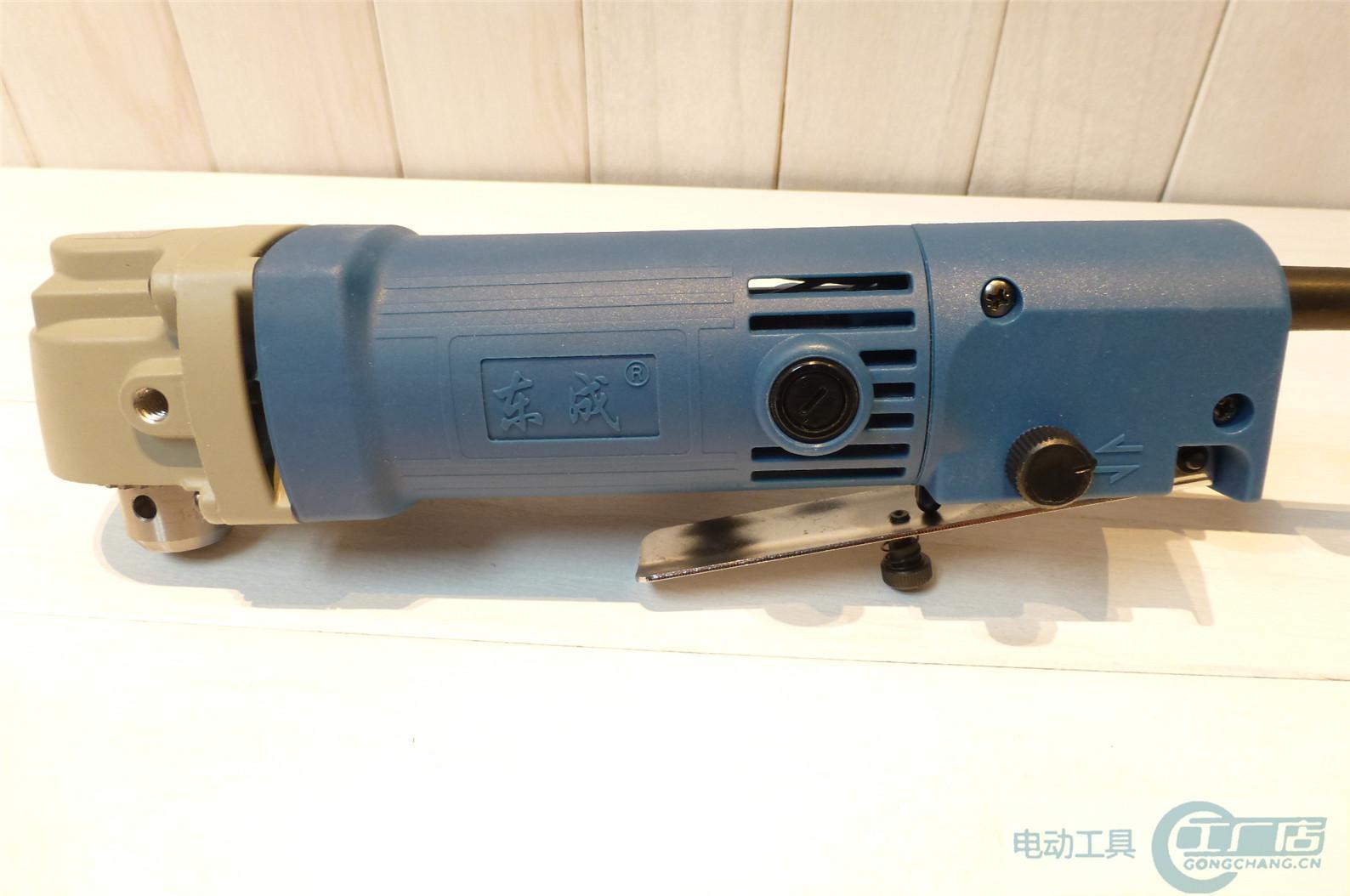 j1z-ff06-10角向电钻使用了气动类压板式调速开关