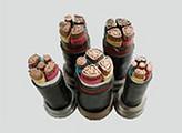 聚录乙烯绝缘阻燃电力电缆ZR-VV3*35+1*16 0.6/1KV