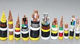 菱星 聚录乙烯绝缘阻燃电力电缆ZR-VV3*50+2*25 0.6/1KV