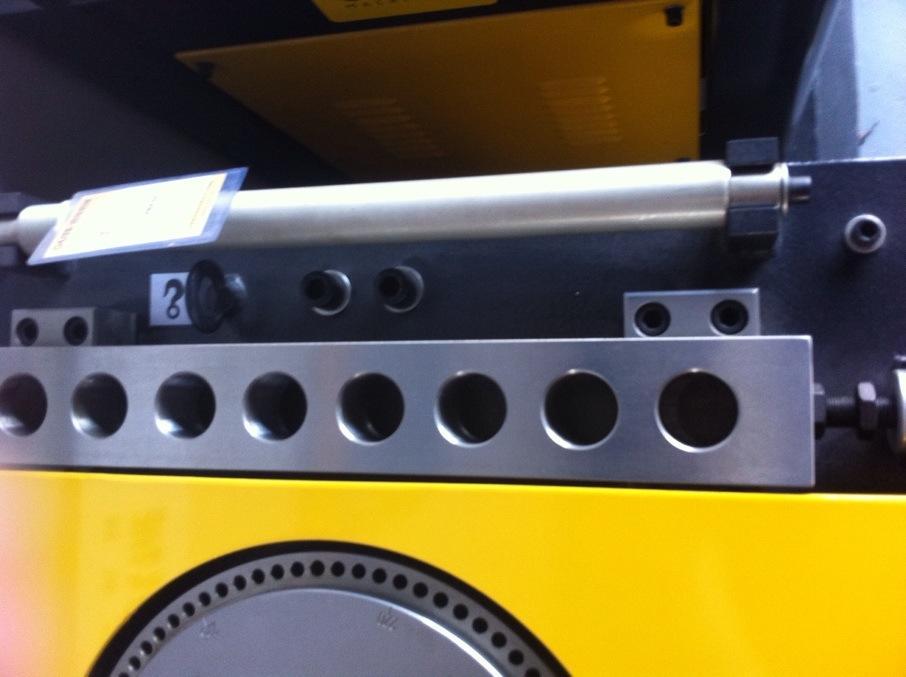 gw42d-4钢筋弯曲机 行程开关精确控制