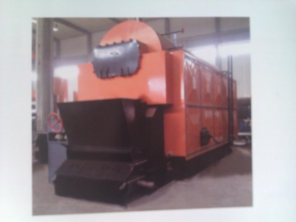 dzl1吨燃煤链条蒸汽锅炉