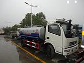 CLW5060GSS3型灑水車