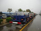 CLW5110GSS3型灑水車