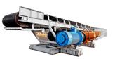 合力 DSJ80/40/2X75 可伸縮帶式輸送機