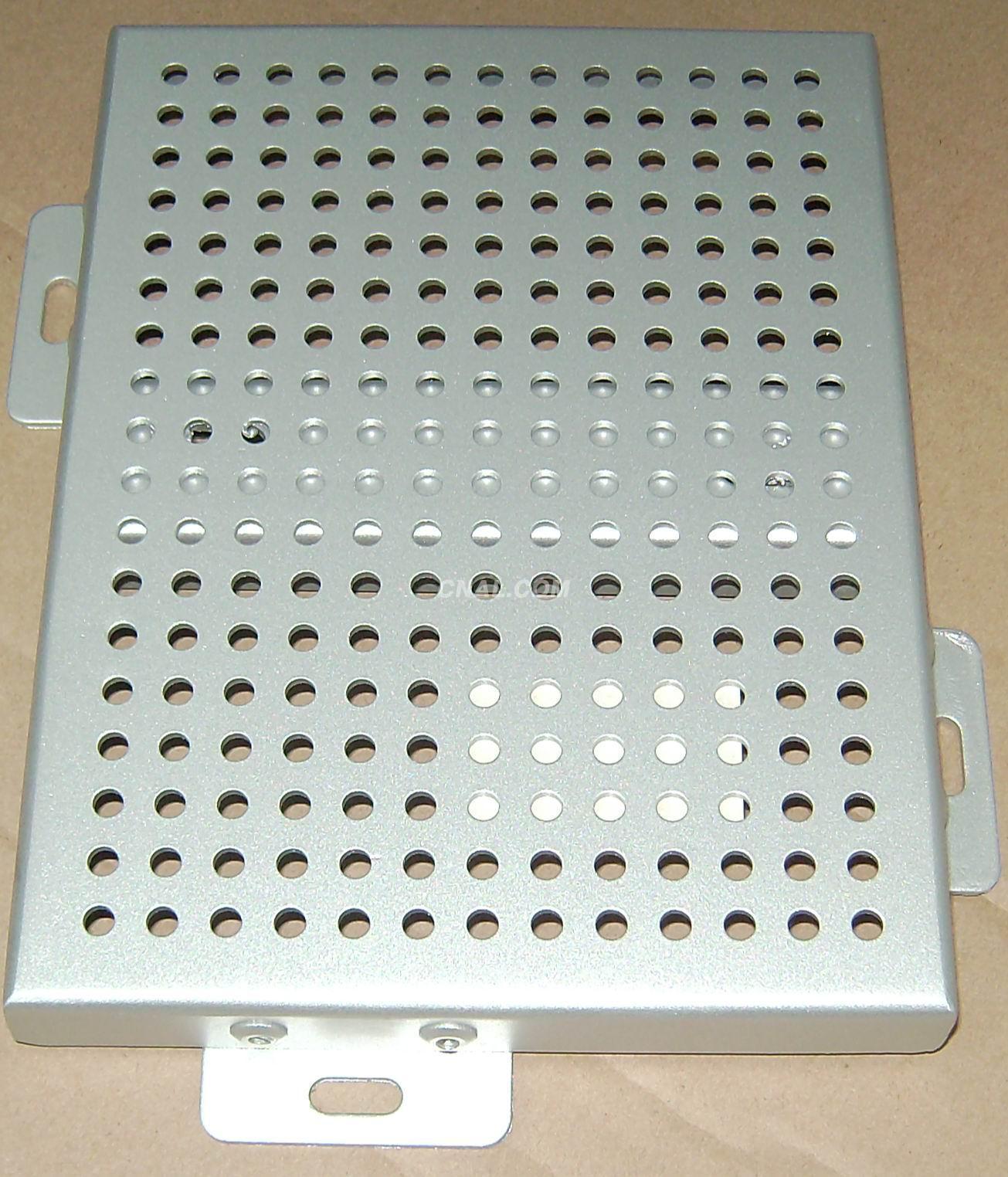 铝塑板造型效果图