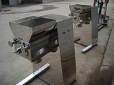 江陰豐鑫機械 SYK雙頭搖擺顆粒機 不銹鋼搖擺式顆粒機