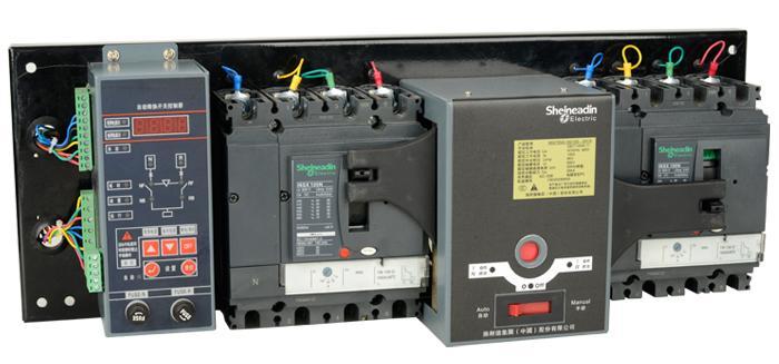 施耐德iwatsn系列智能型双电源转换开关(pc级)