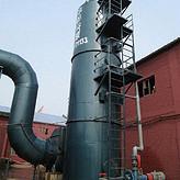 麻石水膜脫硫除塵器