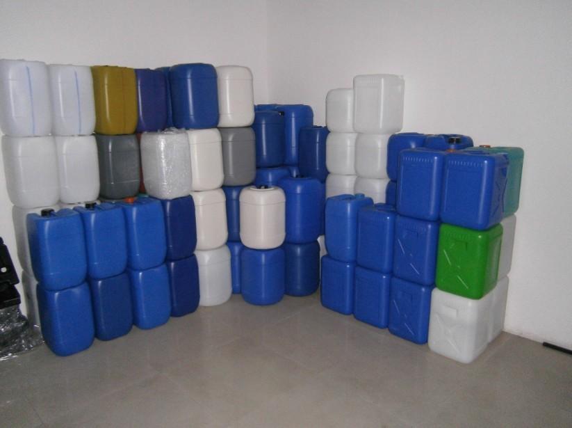 23l方形塑料化工堆码桶