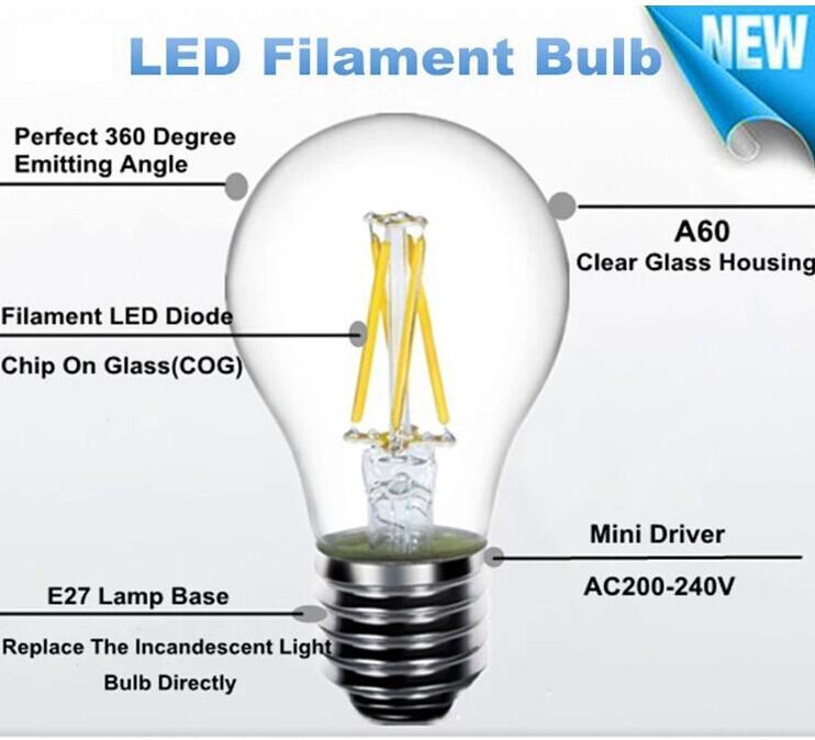 led灯封装电路图