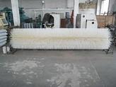 钢板预处理抛丸生产线
