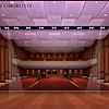 剧院grg吊顶材料 剧院grg墙面材料 剧院grg防火吸音板