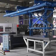 激光切割机自动化上料 自动上料机械手吸盘 上海汉尔得自动化吸盘吊具
