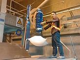 瑞典TAWI气管吸吊机搬运50kg