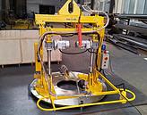 1000kg铝卷铝箔卷搬运吸盘吊具