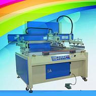 YS80150MMS平面半自动丝印机