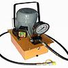 数控液压便携分体式铜排母线冲孔机