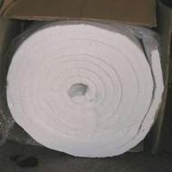 陶瓷纤维甩丝毯  高温管道隔热毯
