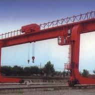巨人 MH16T~22m单梁门机 轨道起重机