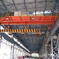 河南巨人LH5t-21米电动双梁桥式起重机