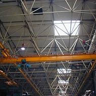 巨人 1T~8mLX电动葫芦单梁桥式起重机