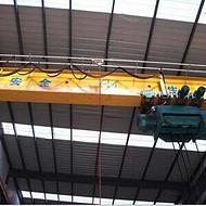 河南巨人起重机3吨/16米LB型防爆单梁电动桥式起重机