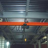 河南巨人LX 5吨/7.5米电动悬挂单梁起重机/桥式吊机