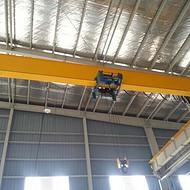 巨人 LDA型5T~13.5m电动单梁桥式起重机