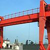 河南巨人 10吨/MHS葫芦双梁门式起重机