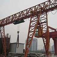 河南巨人 5吨花架式门式起重机/龙门吊厂家直供