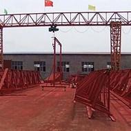 河南巨人MH 3-T14m 葫芦门式单梁龙门吊/花架式起重机