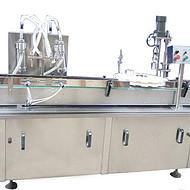 福岸FA02-01 100ml农药液体灌装生产线