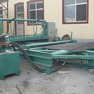 高效节能数控网栏排焊机全自动循环拉网钢筋网焊接机